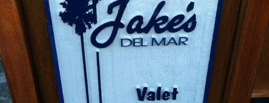 Jake's Del Mar is one of ASAP Visit.