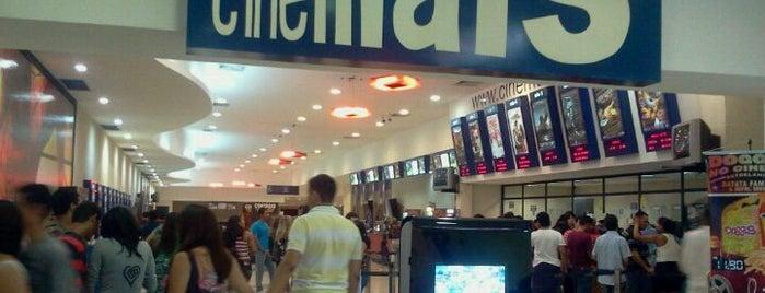 Cinemais is one of Osvaldo'nun Beğendiği Mekanlar.