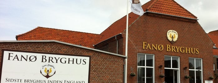 Fanø Bryghus is one of Brauerei.