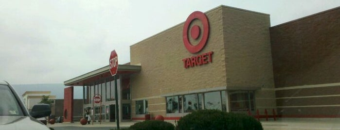Target is one of Lieux qui ont plu à Abbey.