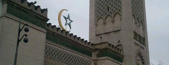 Große Pariser Moschee is one of Paris.