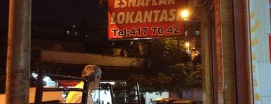 Esnaflar Lokantasi is one of Esnaf Lokantaları ve Ev Yemekleri.