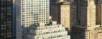 Penthouse at 15 Central Park West is one of Buildings to see before you die.