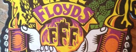 3 Floyds Brewery & Pub is one of Beer / Ratebeer's Top 100 Brewers [2020].