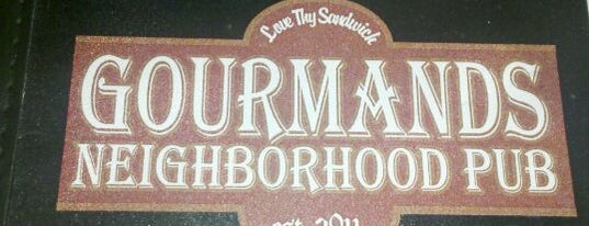 Gourmands Neighborhood Pub is one of Austin Places to Try.