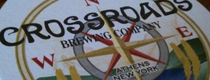 Crossroads Brewing Co. is one of Hudson Valley 🍺.