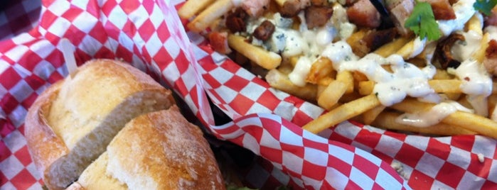 Pork Belly Grub Shack is one of California - The Golden State (Northern).