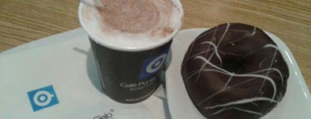Café Punta del Cielo is one of DF (La lista de mis ojos, paladar y oidos).