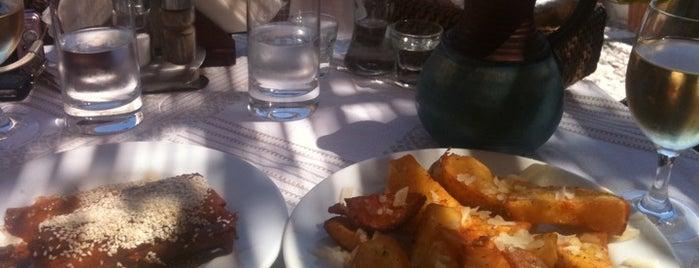 Αγαπημένα εστιατόρια