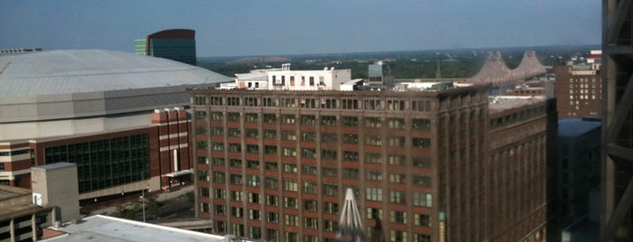 Marriott St. Louis Grand is one of SND STL Locations & Tips.