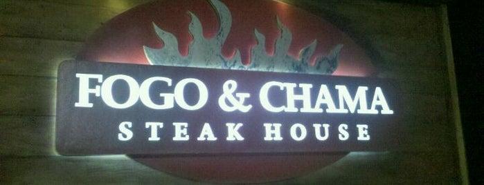 Fogo & Chama Steak House is one of Silvia 님이 저장한 장소.