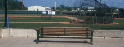 The Pipe Yard is one of Independent League Stadiums.