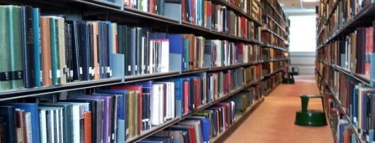 University of Warwick Library is one of Inspired locations of learning.