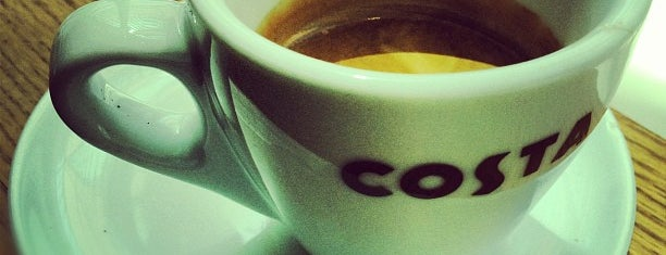 Costa Coffee is one of Bahrain - The Pearl Of The Gulf.