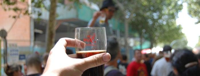 La Cervecita Nuestra de Cada Día is one of barri besos mar poble nou.