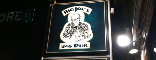Big Joe's is one of Chicago Bucketlist.