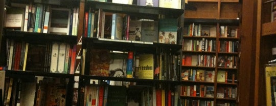 St. Mark's Bookshop is one of New York's Best Bookstores - 2012.