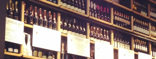 Eataly Vino is one of Unmissable NYC.