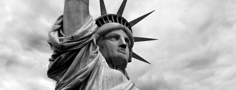 Estátua da Liberdade is one of IWalked NYC's Lower Manhattan (Self-guided Tour).