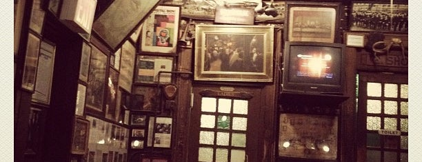 McSorley's Old Ale House is one of NYC Places.