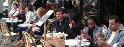 Les Deux Magots is one of  Paris Eat .