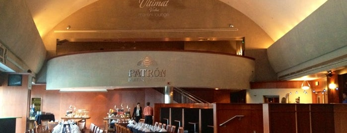 Patrón Platinum Club is one of Bar/cafe/venues.