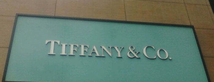 Tiffany & Co. is one of Lieux qui ont plu à Cyn.