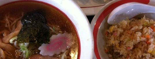 新幸楽苑 小牧店 is one of 拉麺マップ.