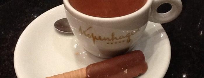 Kopenhagen is one of Coffee in Porto Alegre [2].