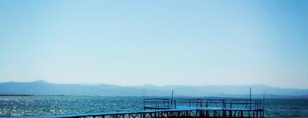 Elalem Beach is one of Lugares guardados de Seyhan.