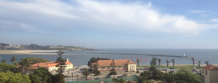 Boa Vista Hotel Porto is one of Jacques 님이 좋아한 장소.