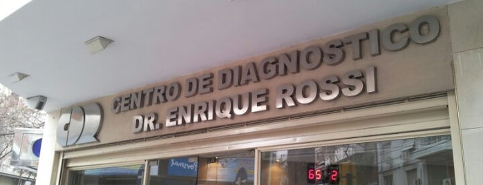 Centro de Diagnóstico Dr. Enrique Rossi is one of Alejandroさんのお気に入りスポット.