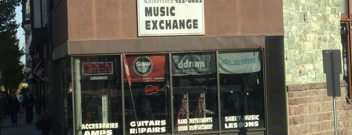 Rutherford Music Exchange is one of Shoppin' 'Til We're Droppin'.