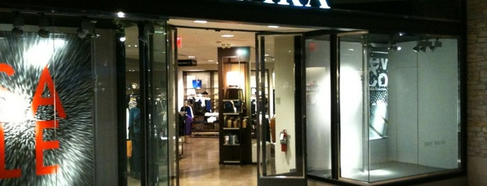 Zara is one of Shopping/Services.