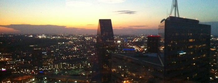 Triniti at the Tower Club is one of * Simply Gr8 Dallas Dining (DFdub General) USA.