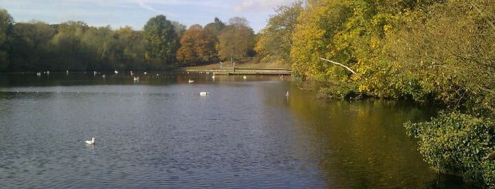 Hampstead Heath Ponds is one of Tired of London, Tired of Life (Jul-Dec).