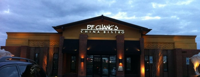 P.F. Chang's is one of Posti che sono piaciuti a Jordan.