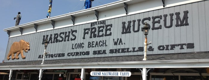 Marsh's Free Museum is one of LONG BEACH!.
