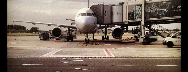 Brüksel Havalimanı (BRU) is one of Official airport venues.