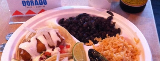 Dorado Tacos & Cemitas is one of DigBoston's Tip List.