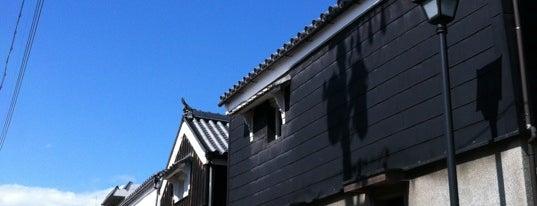 Shike-michi Rd. is one of Visit Nagoya.