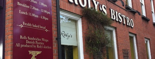 Roly's Bistro is one of #DubNomNom.