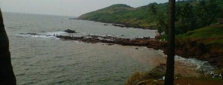 Anjuna Beach is one of Things that makes Goa great!.