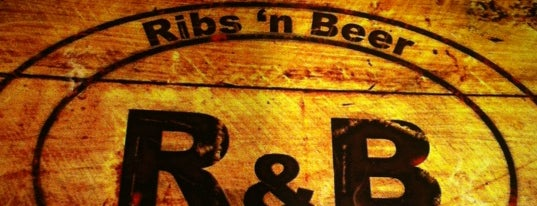 Ribs 'n Beer is one of Bruges.