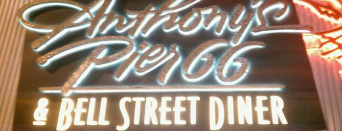 Anthony's Pier 66 & Bell Street Diner is one of 2012 MLA Seattle.