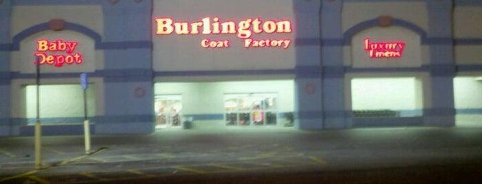Burlington is one of Places To Shop.