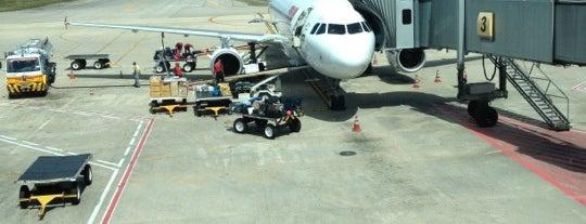 Aeroporto Internacional de Natal / Augusto Severo (NAT) is one of AIRPORT.