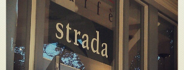 Caffe Strada is one of Berkeley Love.