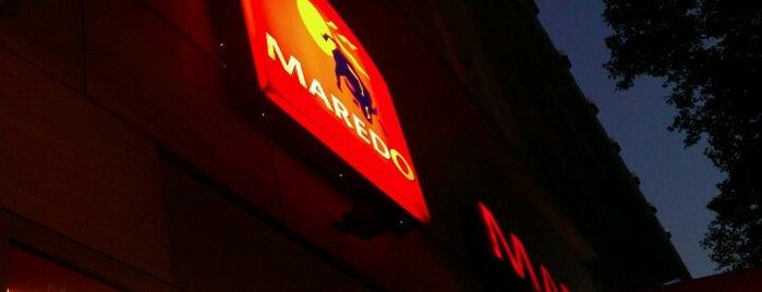 MAREDO is one of Locais curtidos por 83.