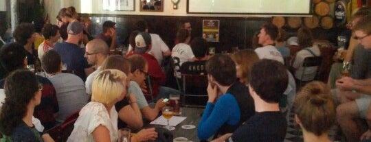 DSK Brooklyn - Die Stammkneipe is one of Beer Gardens-To-Do List.